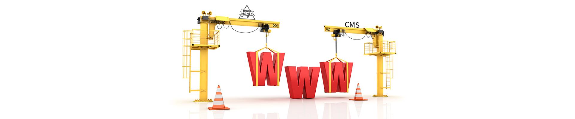 Jak stworzyć stronę internetową, czyli WordPress vs inny system CMS